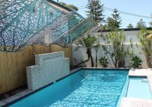 Privacy screens and shading by House of Bamboo